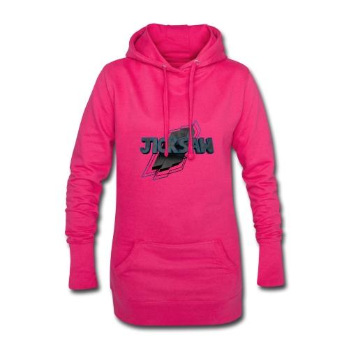Jicksaw - Logo Merch - Hoodie-Kleid