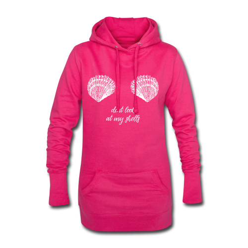 Dont Look At My Shells - Mermaid - Hoodie-Kleid