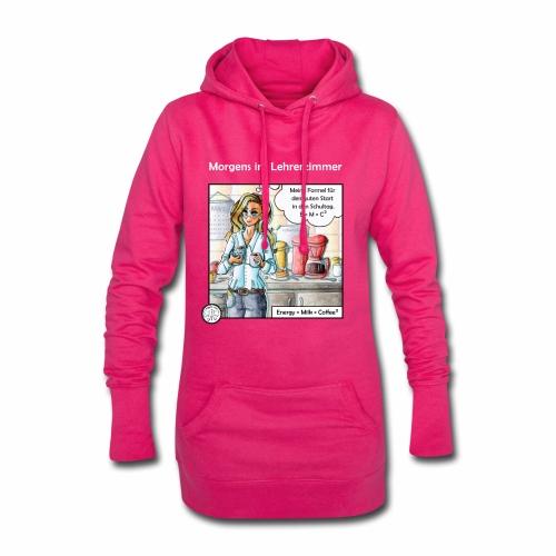Deine Formel gegen Müdigkeit - Hoodie-Kleid