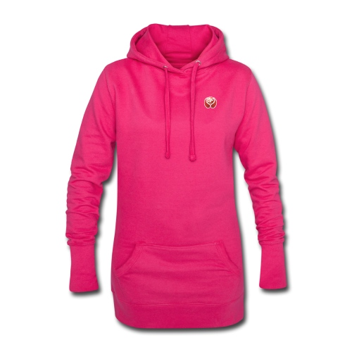 Ground Fitness Logo Ball - Hoodie-Kleid