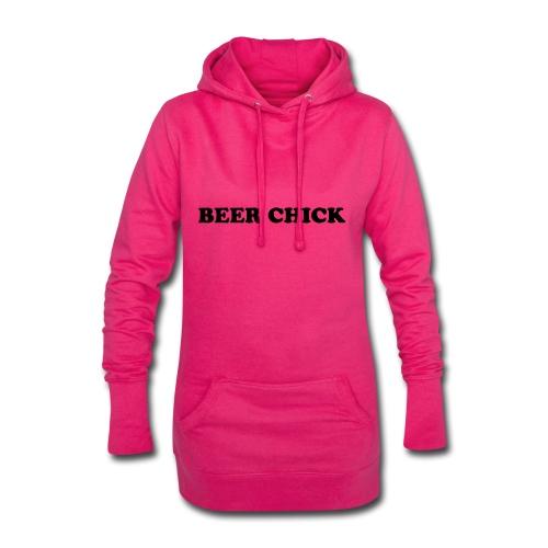 Beer Chick - Hoodie-Kleid