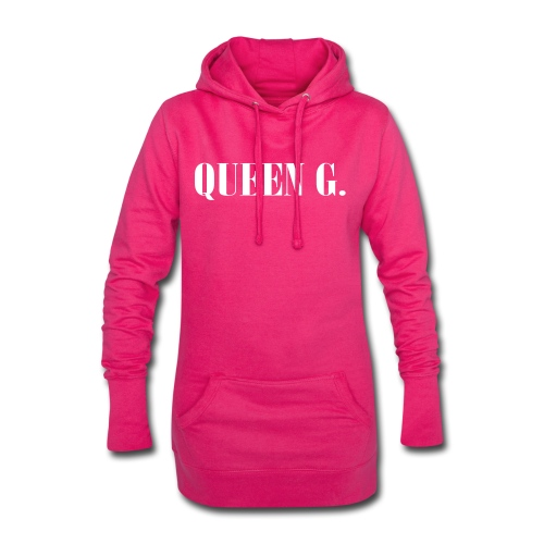 Queen G. Du bist die Königin! - Hoodie-Kleid