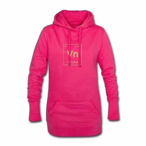 Vegan Element Shirt Veganer T-Shirt Geschenk - Hoodie-Kleid