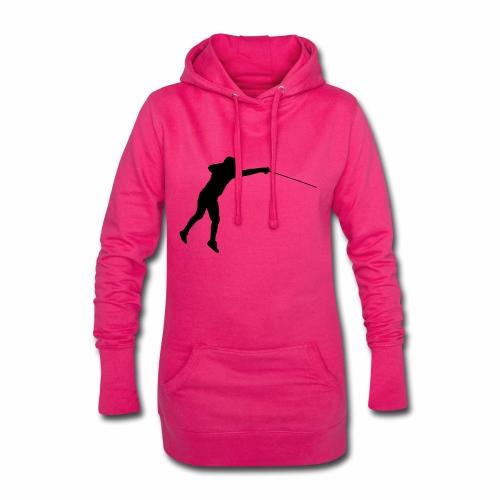 Jumping Fencer - Hoodie-Kleid