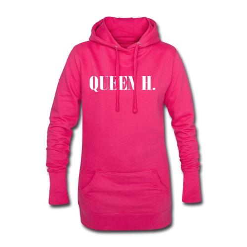 Queen H. Du bist die Königin! - Hoodie-Kleid