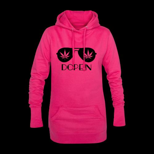 DOPEIN - Weed Sunglasses - Hoodie-Kleid