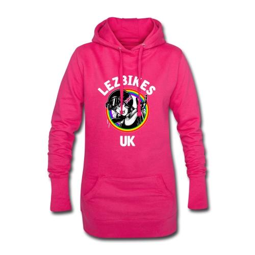 Lezbikes Logo - Hoodie Dress