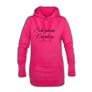 Schtephinie Evardson Lisp Awareness - Hoodie Dress