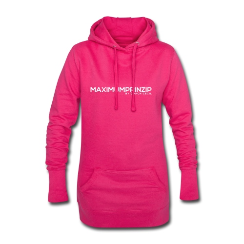 MP Logo - Hoodie-Kleid