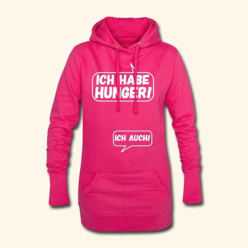 Lustiges Schwangerschaftsshirt für werdende Mamas - Hoodie-Kleid