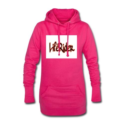 LifeRider - Hoodie-Kleid