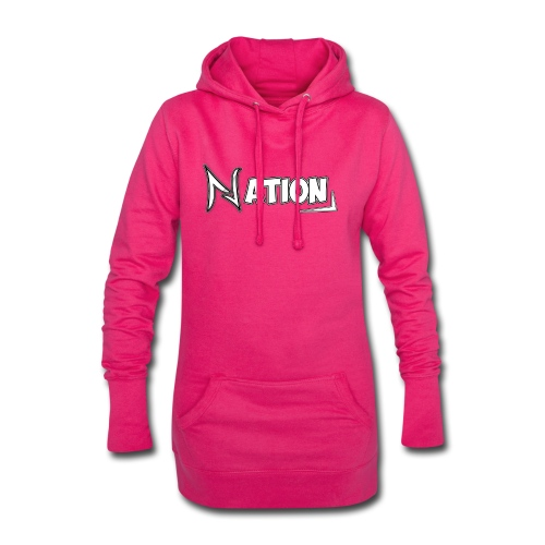 Nation Logo Design - Hoodie Dress