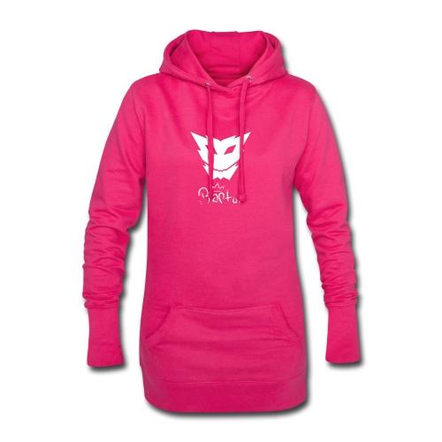 Raptor mit logo - Hoodie-Kleid
