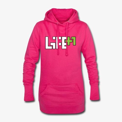 Life +1 - Hoodie Dress