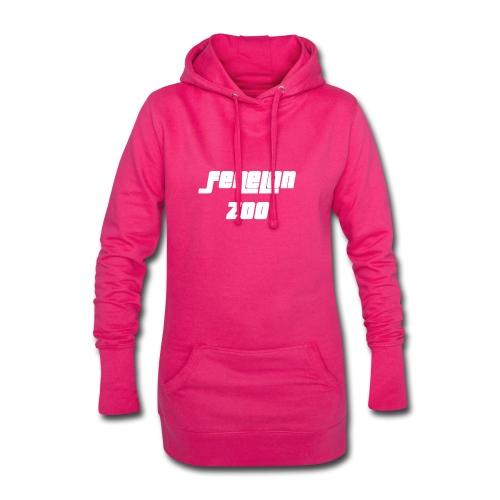 Fenelon Zoo - Sweat-shirt à capuche long Femme