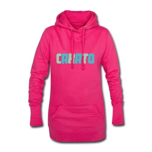 carato - Hoodie-Kleid