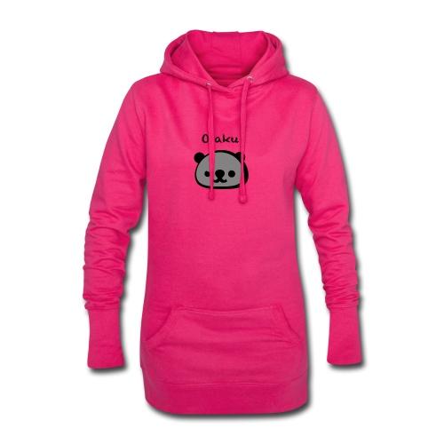 Otaku Panda Logo Illustration - Hoodie-Kleid