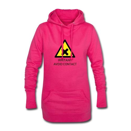 Irritant: Avoid Contact - Hoodie Dress