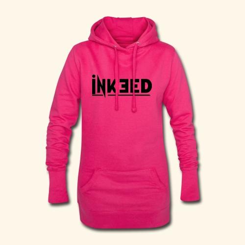 Inkeed - Sweat-shirt à capuche long Femme