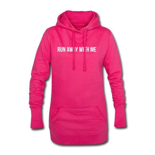 Run Away With Me - Hoodie-Kleid