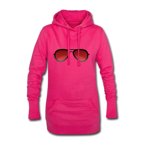 Enzed Sunglass - Sweat-shirt à capuche long Femme
