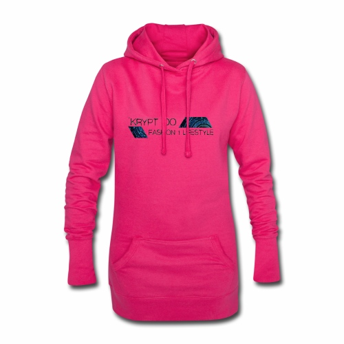 KRYPT OO - FASHION - FOR WOMAN - Hoodie-Kleid