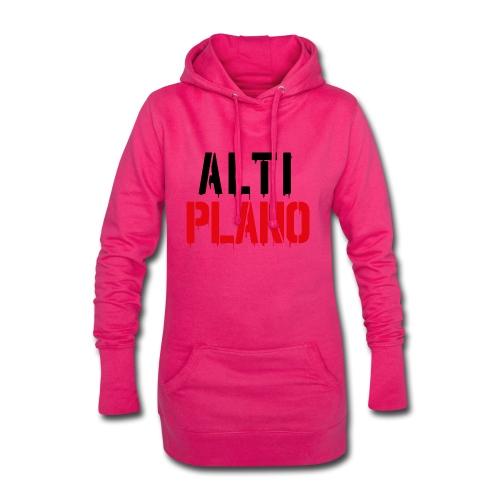 altiplano logo - Hoodie-Kleid