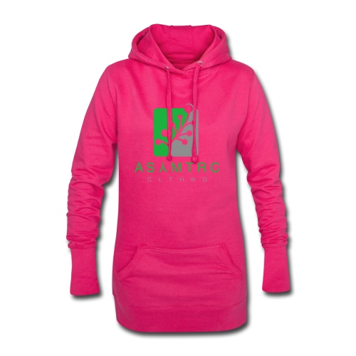 Asymetric Clothing - Imperfection at it's finest - Hoodie-Kleid