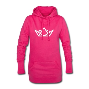2Houses logo - Hoodie Dress