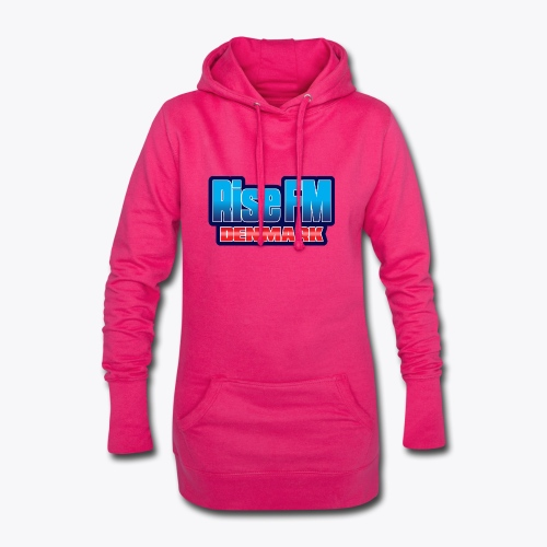 Rise FM Denmark Text Only Logo - Hoodie-kjole