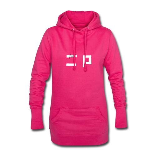 full p one - Hoodie-kjole