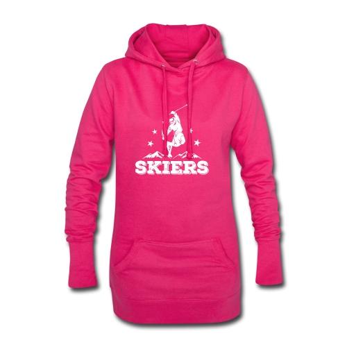 Skiers2 - Hoodie-Kleid