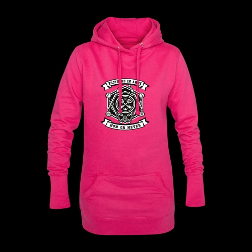 Brothers In Arms - Now or Never - Hoodie-Kleid