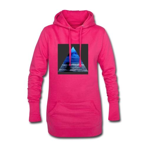 OceanBlue - Hoodie Dress