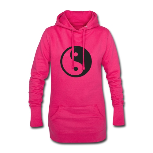 YIN YANG CLOTHES - Hoodie Dress