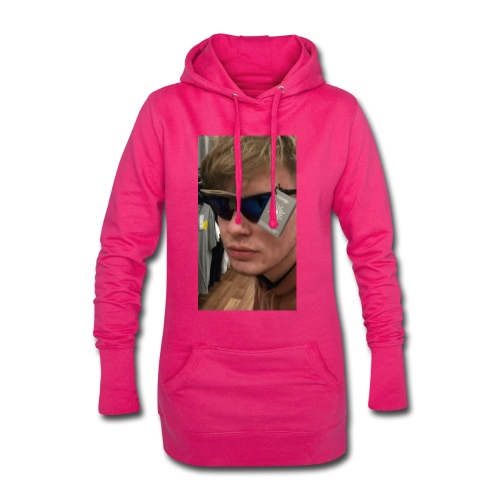 Deal with it - Hoodie Dress