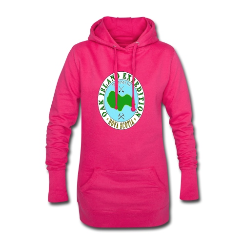 Oak Island Money Pit Expedition - Hoodie Dress