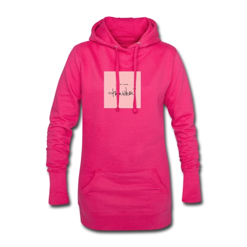 If Not Now Then When? - LC Designs - Hoodie Dress