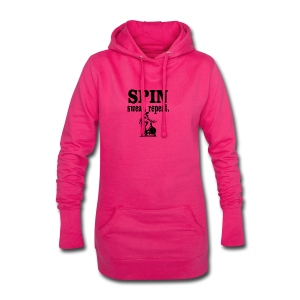 Spin Sweat Repeat - Hoodie Dress