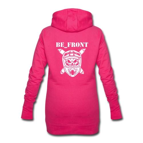 Be_FronT - Hoodie-Kleid