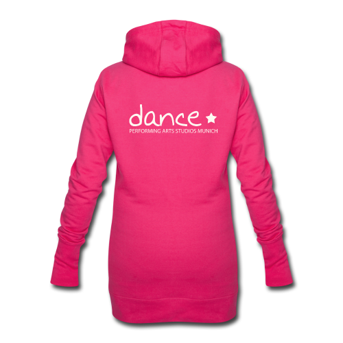 Dance *weiß* - Hoodie-Kleid