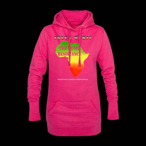 JULES BENJI & MUSIC RESISTANCE africa design - Hoodie Dress