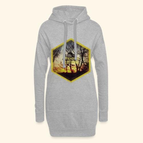 Sunset Treeline - Hoodie Dress