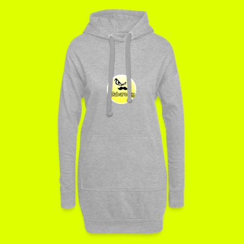 Shirt with nice logo with text - Hoodie Dress