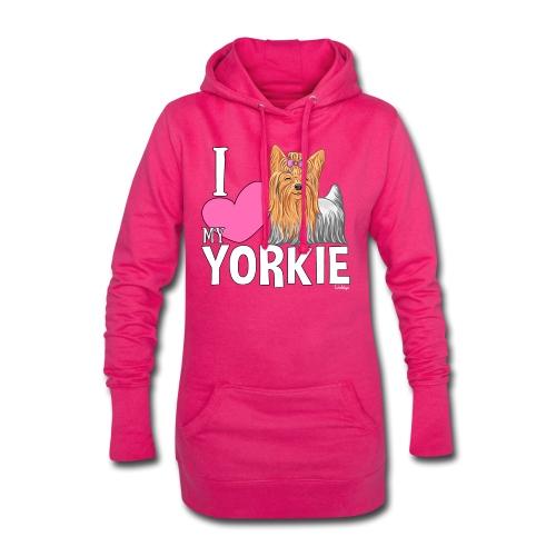 I love my Yorkie - Hupparimekko