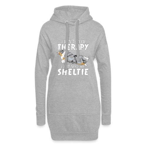 sheltietherapy4 - Hoodie Dress