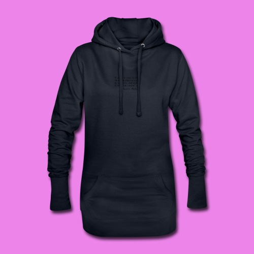 Fashion is what youre offered four times a year by - Hoodie Dress