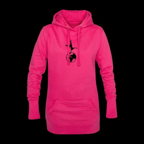 WPF Decent - Hoodie-Kleid