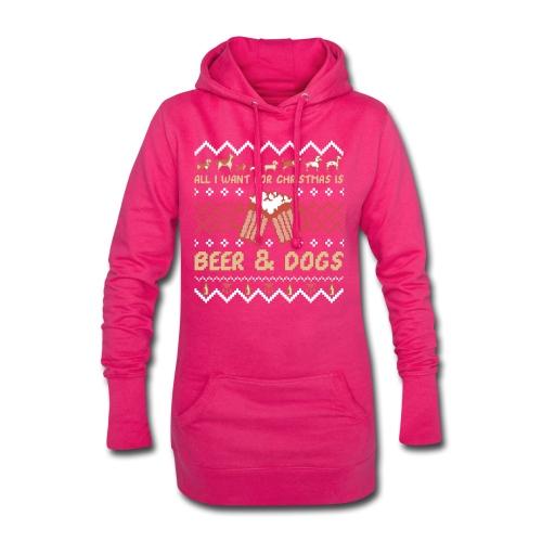 Beer and Dogs Christmas - Hupparimekko