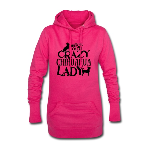 Crazy Chihuahua Lady B - Hupparimekko